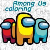 Among Us Coloring