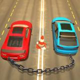Dual Car Racing Games 3D