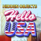 Hidden Objects Hello USA